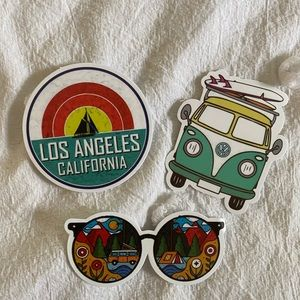 Los Angeles Sticker Pack